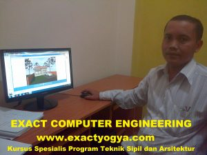 tempat Kursus Archicad di Yogyakarta biaya termurah