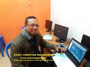 tempat Kursus Autocad Civil 3D di Yogyakarta, di Jogja harga biaya termurah terbaik