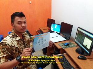 tempat Kursus Autocad di Yogyakarta harga termurah terbaik
