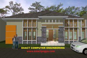Tempat Kursus Pelatihan Program Autocad, Archicad di Jogja, di Yogyakarta